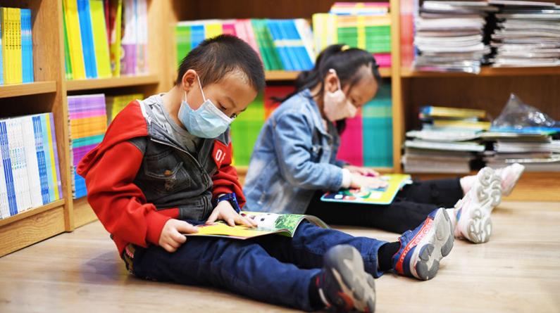 重庆:开展读书月系列活动 营造全民阅读氛围