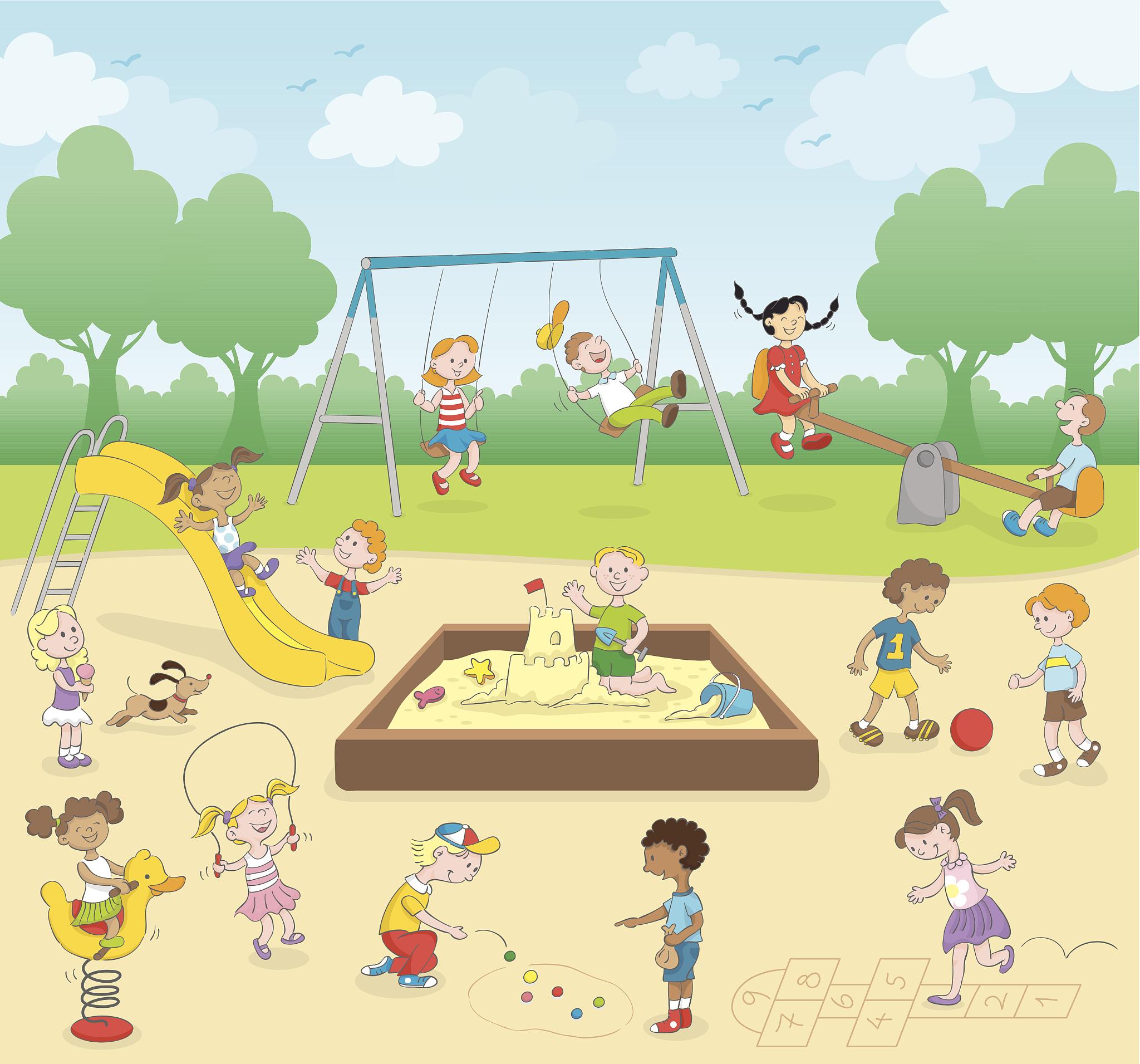 让运动成为童年必需品