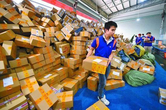 5月快遞業務量完成73.8億件 印證消費活力