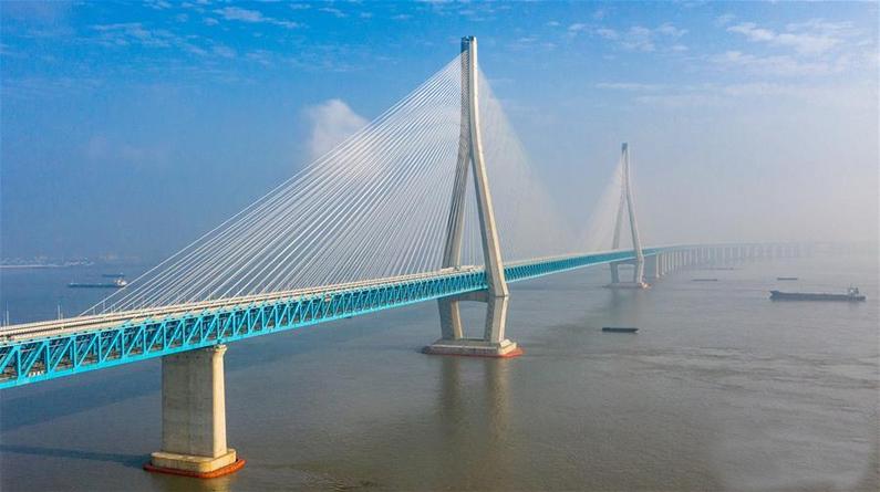 通车在即!这座大桥屡破世界纪录