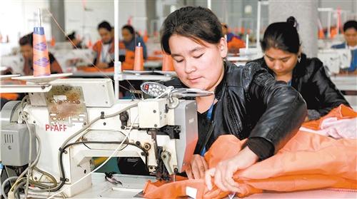 新疆莎车:推进产业化扶贫