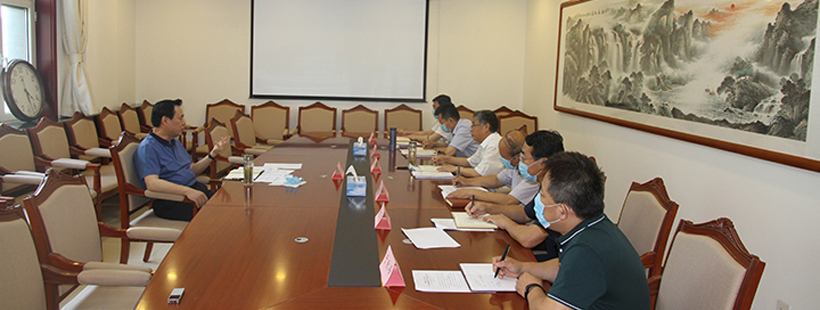 王曉東聽取城建環資工委上半年工作匯報