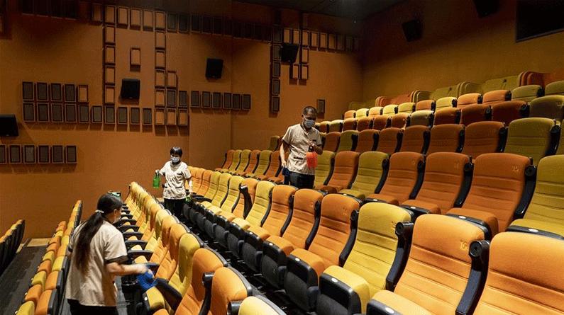 武汉:电影院恢复开放