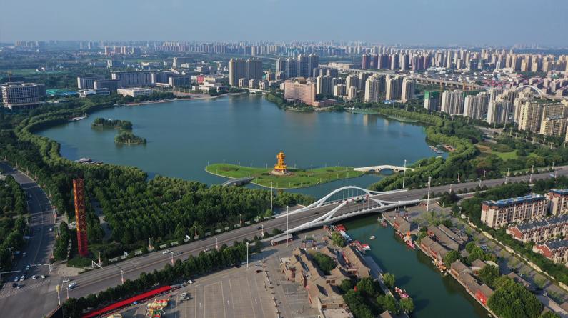 河北豐南:護好一片水 激活一座城