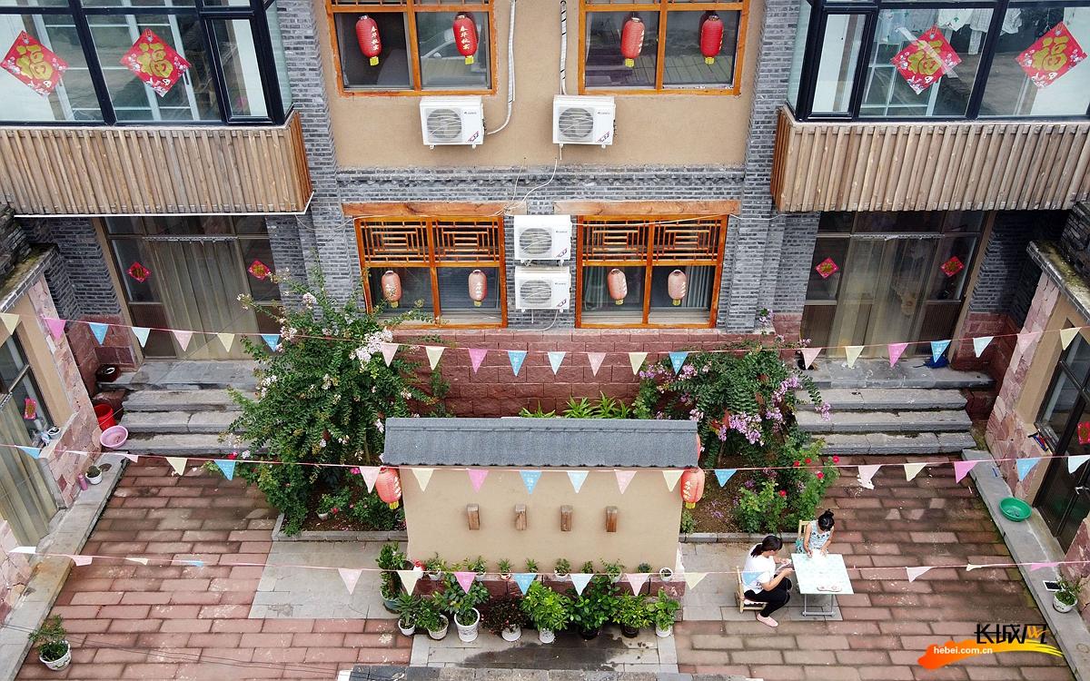 【美丽庭院·小康生活】河北内丘:美丽庭院扮靓美丽乡村