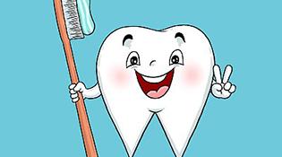 别等牙变黄才想起洁牙