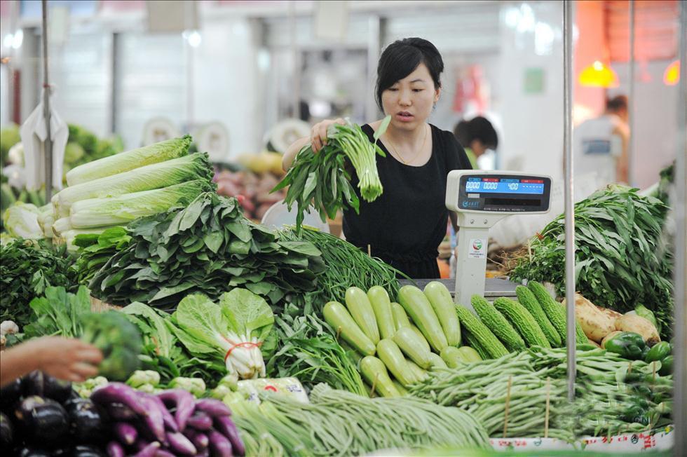 中秋、國慶雙節臨近,全國蔬菜價格為何總體下跌?