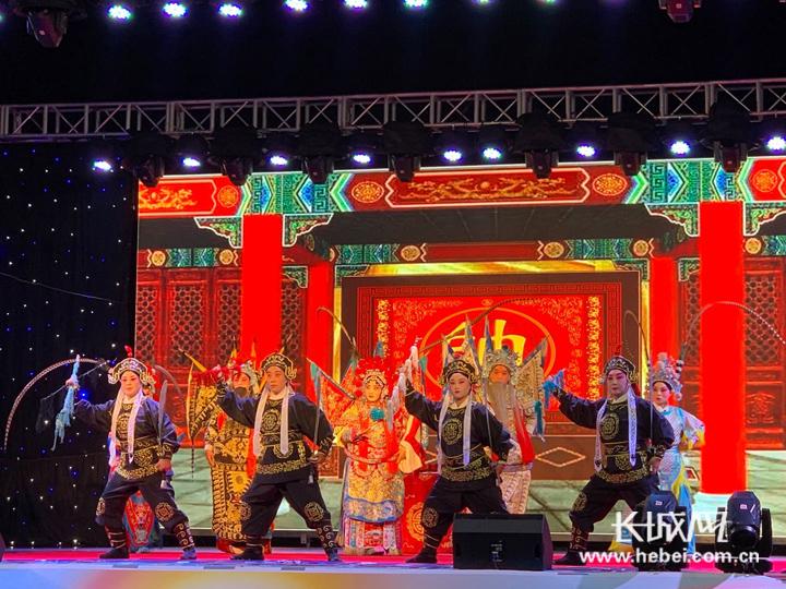 """慶""""雙節"""" 涿州舉辦""""拒馬放歌""""金秋音樂節"""