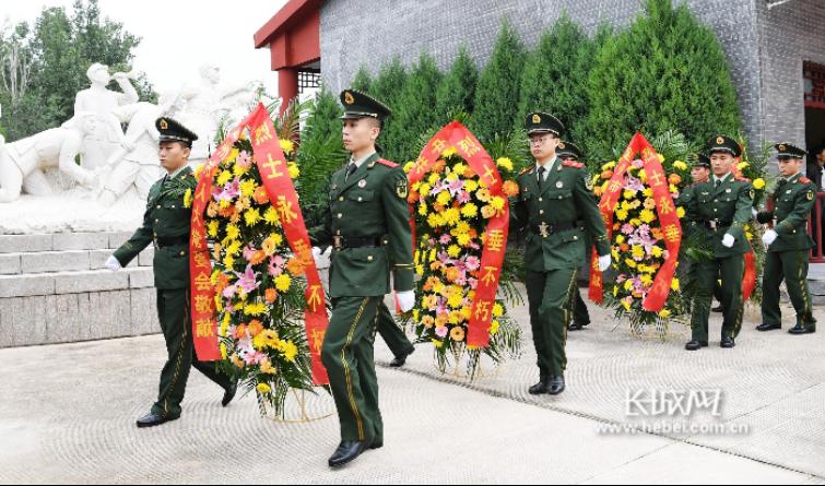 定州市舉行烈士紀念日公祭活動