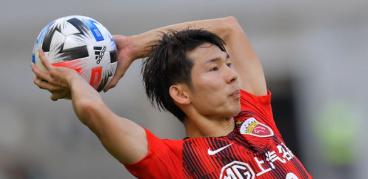 李圣龍頭球雙響 上海上港2:1逆轉悉尼FC