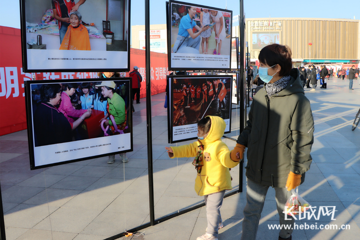 """涿州""""志愿服务大集""""引领新时代文明实践新风尚"""