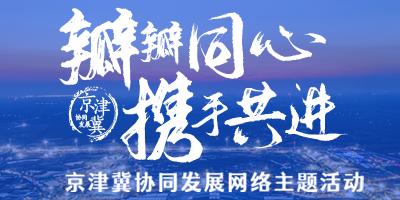 京津冀协同发展网络主题活动