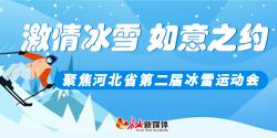 聚焦河北省第二届冰雪运动会