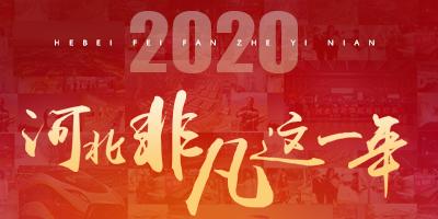 2020河北非凡这一年
