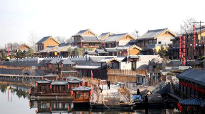 邯郸:推进流域综合治理 建设美好家园