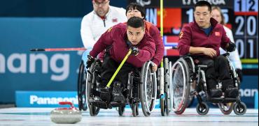 轮椅混双冰壶成为2026年冬残奥会比赛项目