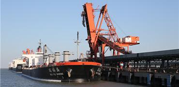河北滄州黃驊港年貨物吞吐量首次突破3億噸