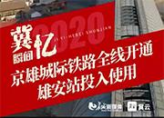 京雄城際鐵路全線開通