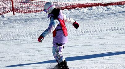 微视频 | 冬季到崇礼去滑雪