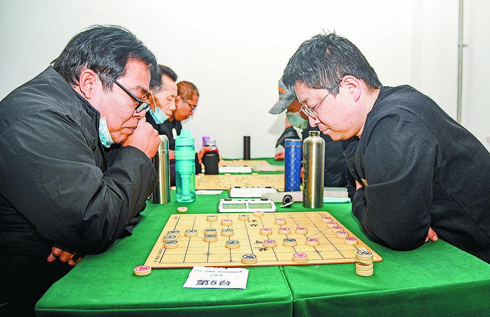 """廊坊市""""迎新春""""象棋赛落幕"""