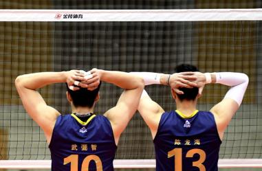 中国男排超级联赛推迟举办