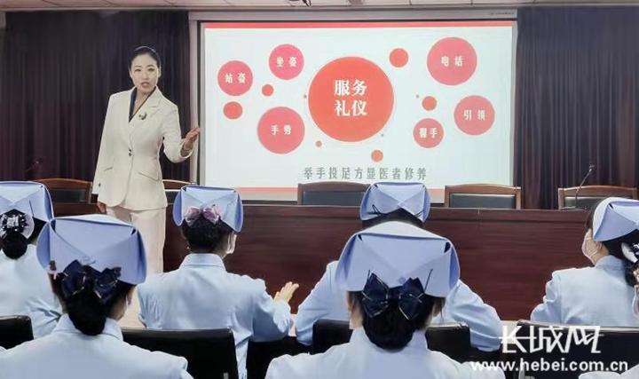 """安信5注册登录邯郸市口腔医院开展庆祝""""三八""""妇女节活动"""