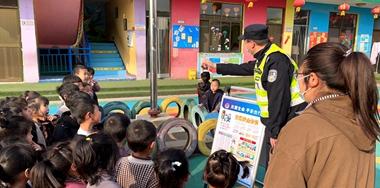 """河北:開學季,上好交通安全""""開學第一課"""""""