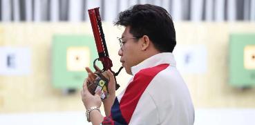 龐偉 楊皓然絕對實力收獲東京奧運入場券