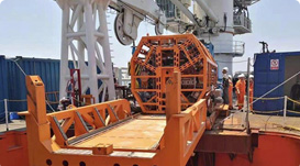 中国创造深海钻机钻探深度新世界纪录