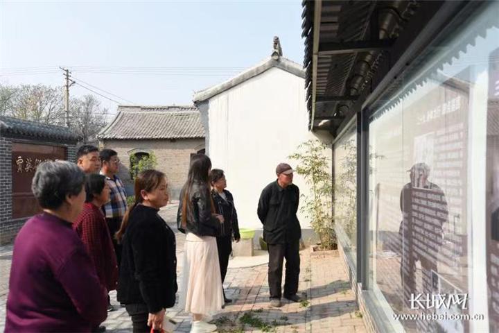邯郸曲周:新增一处红色教育基地