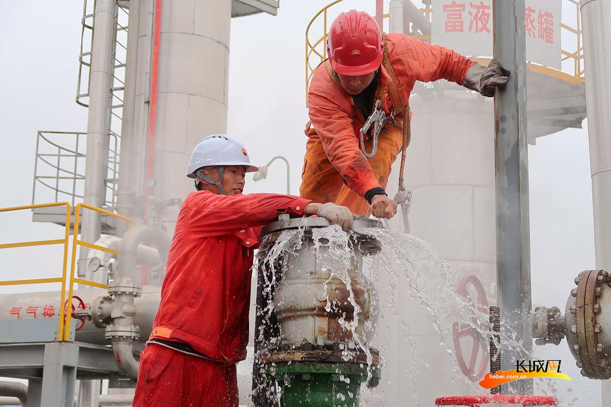 河北唐山:设备检修提质增效