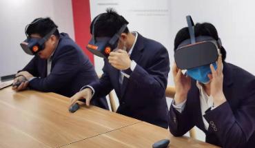 """辛集:党建+VR 让党史学习教育""""活""""起来"""