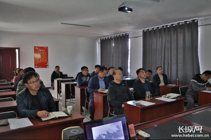 河北隆化:十八里汰林场掀起党史学习教育热潮
