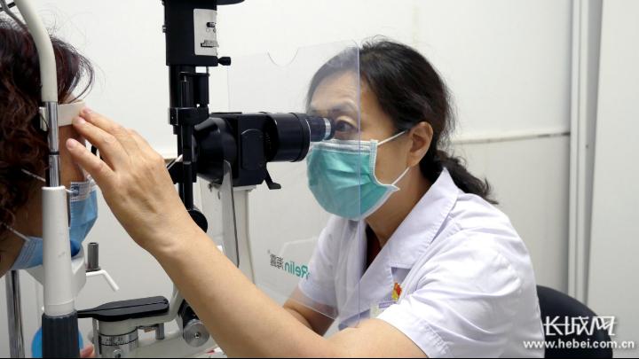 安信5注册登录河北省眼科医院全国爱眼日举办多形式活动 切实保障群众眼健康