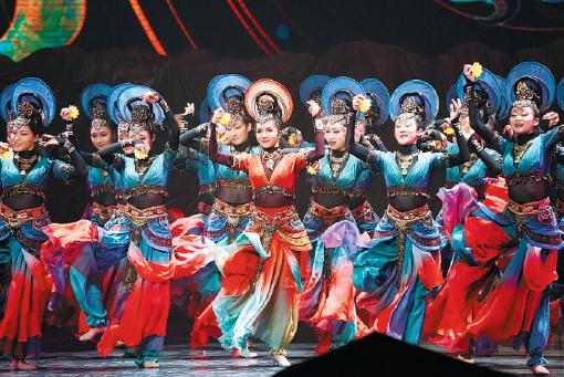 大型舞剧《五星出东方》即将首演 用舞蹈讲故事 让文物活起来