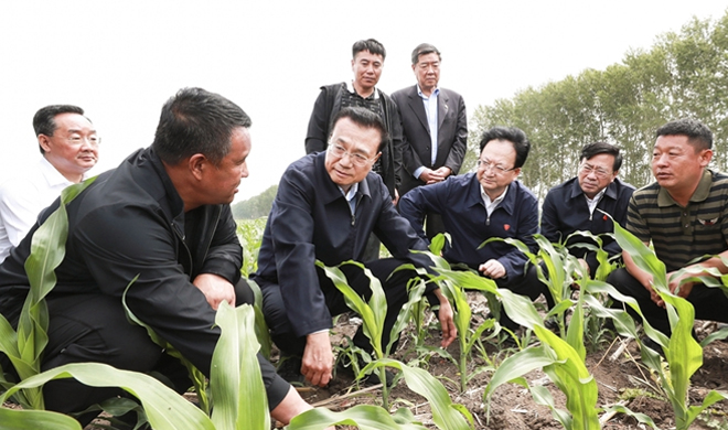李克强:大力推进改革开放 培育壮大市场主体 推动东北全面振兴实现新突破