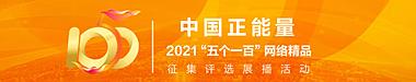 """2021""""五个一百"""""""