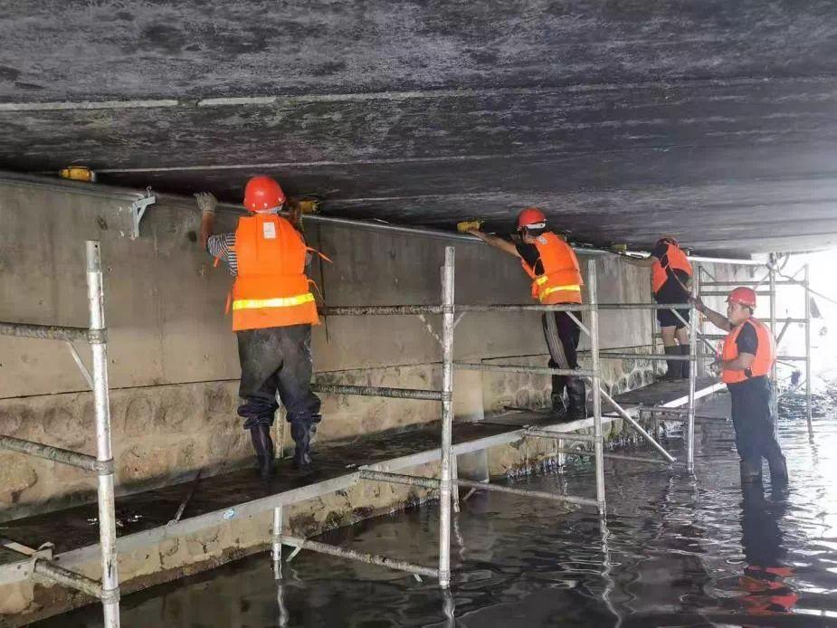 预计月底前完工!石家庄市区五座桥梁更换桥梁支座