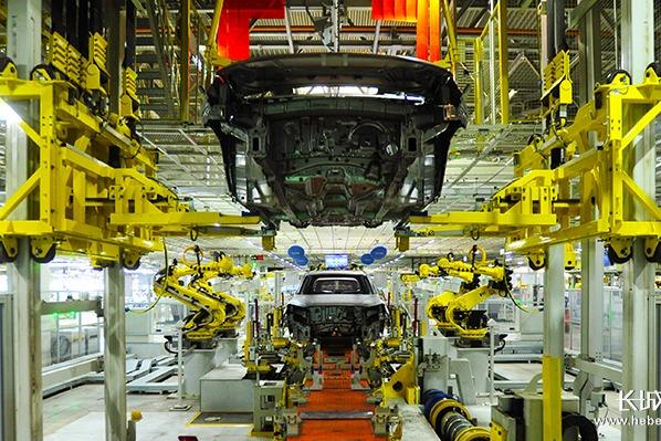 1-7月沧州市规上工业增加值同比增长9.5%
