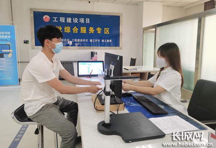 """26项政务服务""""跨省通办"""" 河北邢台隆尧县与山东惠民县签订合作框架协议"""