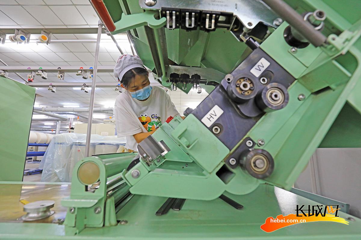 河北唐山滦南:打造纺纱产业基地