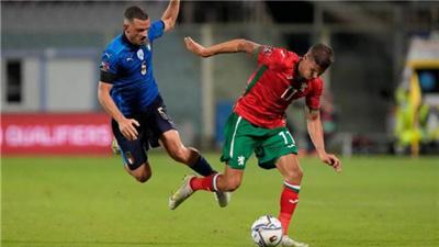 世预赛:意大利队遭保加利亚队逼平 平国家队不败纪录