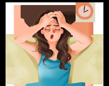 """失眠 心悸还易怒 这是要""""更""""了吗?"""