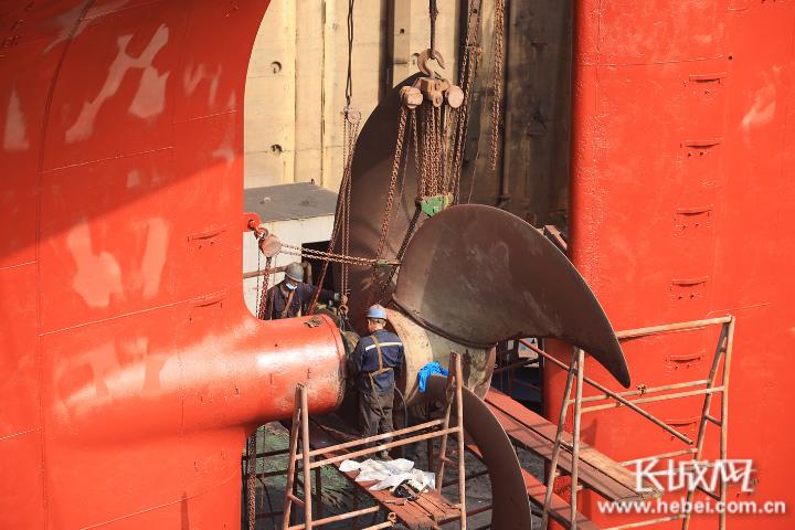 山船重工:修船業務增長勢頭強勁