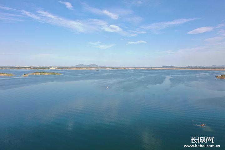 河北省大中型水库总蓄水量40.02亿立方米