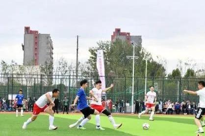 雄安大型開放式體育主題生態公園啟用