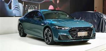 全新A7L投產預售 奧迪未來三年推四款車型