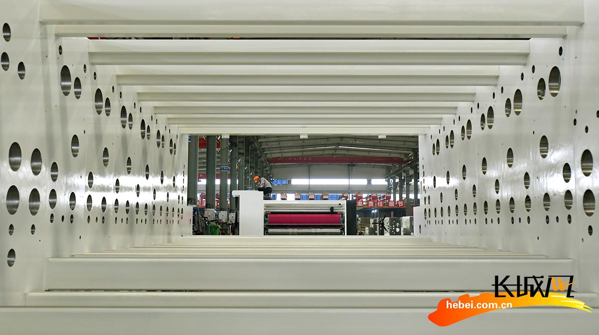 """沧州东光:纸箱包装机械制造产业由""""制造""""向""""智造""""转变"""