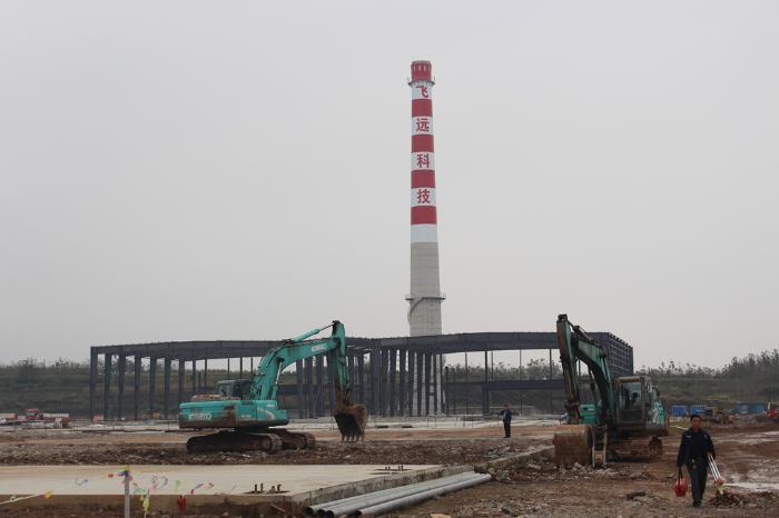 """唐山迁西:国庆假期按下项目建设""""快进键"""""""
