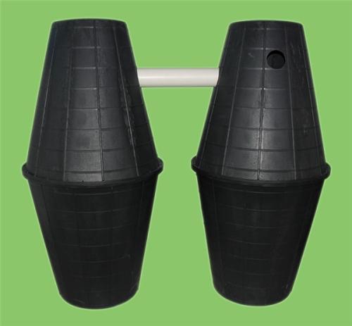 新型双瓮化粪池 产品展示 唐山兴刻龙化粪池厂家 化粪池价格